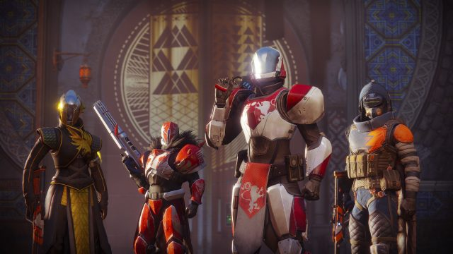 Destiny 2 In Pursuit of Honor