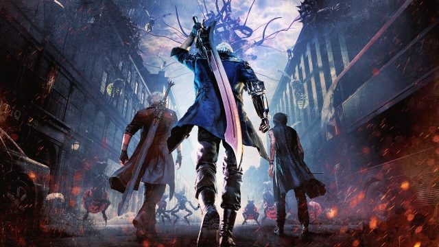 Devil May Cry 5 Game Length, March 2019 games