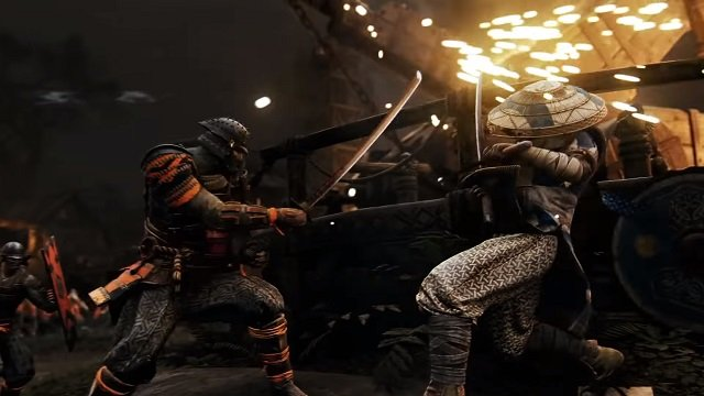 For Honor year 3 fighting