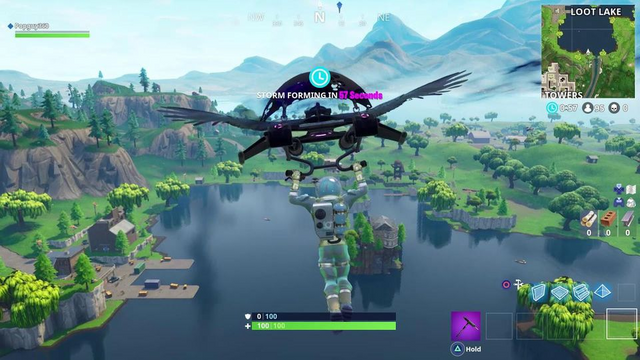 'Fortnite' Season 7 Week 5 Secret Battle Star Location