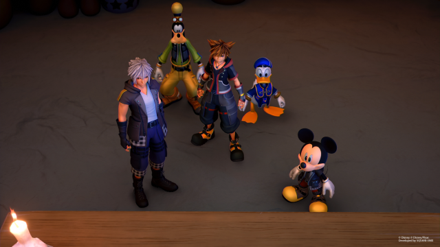 Kingdom Hearts 3 voice actors
