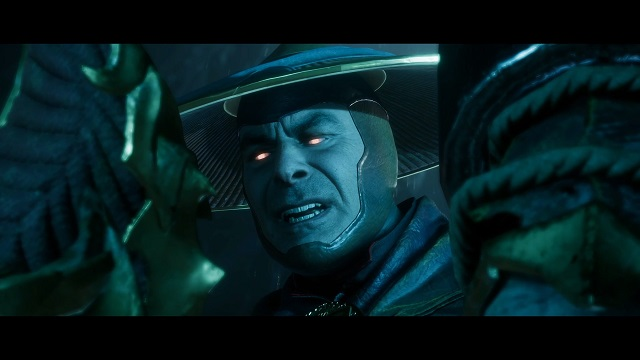 Mortal Kombat 11 story details see Raiden here doing things
