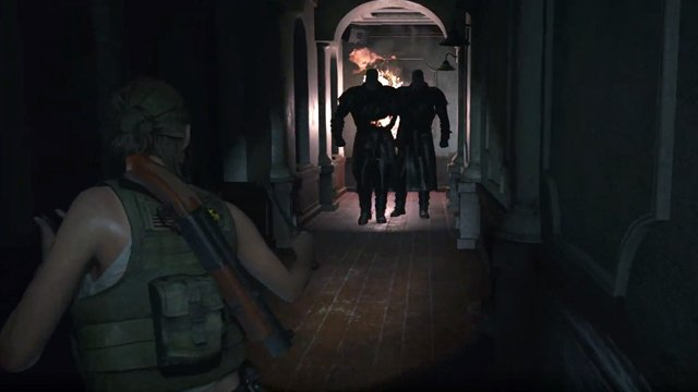 Resident Evil 2 Speedrun Reveals There Are Two Mr X S