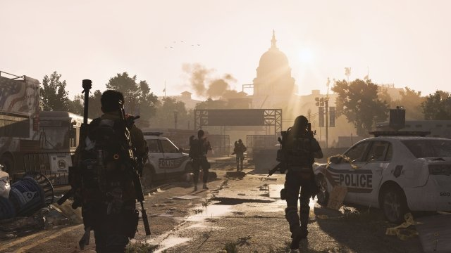 The Division 2 PvP Mode