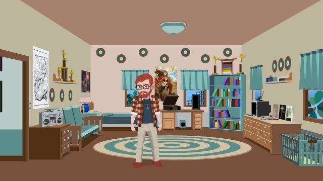 YIIK Review Alex Room