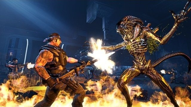 Gearbox CEO Randy Pitchford headed the studio while Aliens: Colonial Marines was garbage fire.