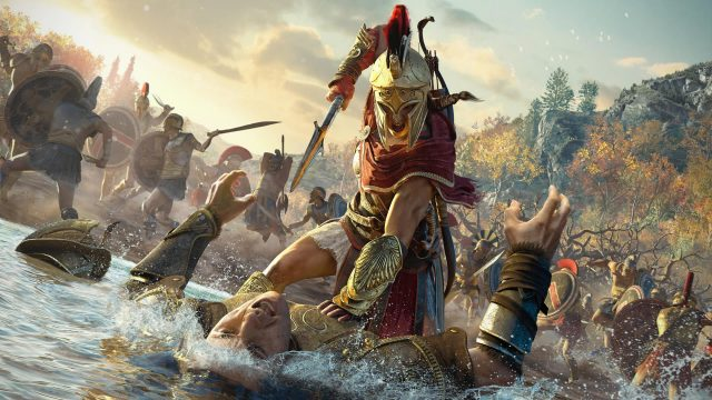 Assassin's Creed Odyssey 1.12 update