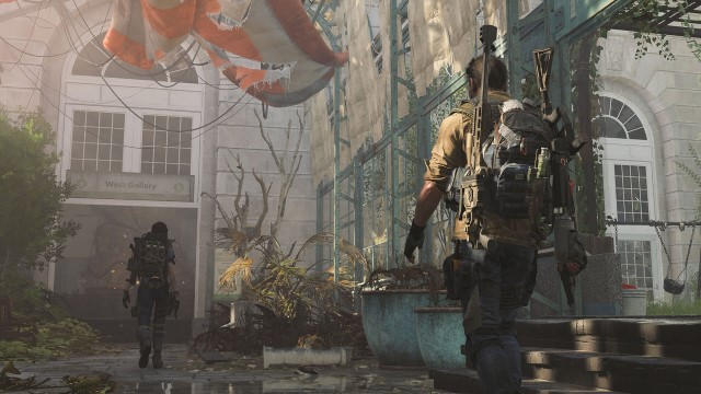 The Division 2 PC release