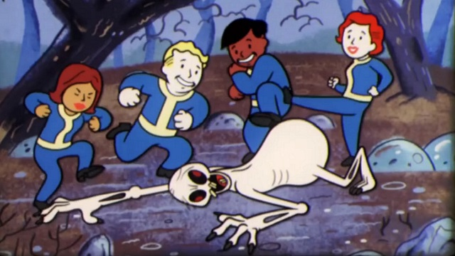 GameStop Germany is giving away Fallout 76.