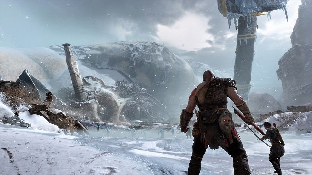 an open world God of War this is not.