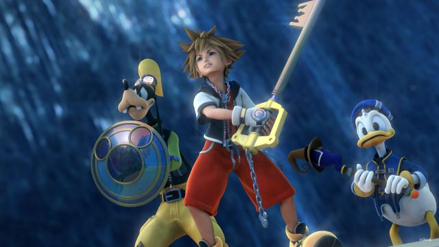 kingdom hearts 3 pre-install guide