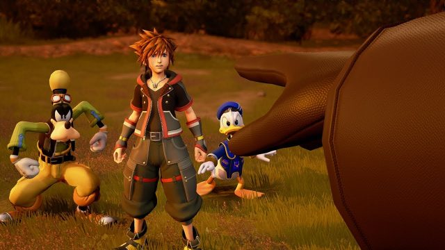 kingdom hearts 3 unlock time