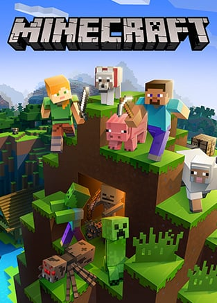 Box art - Minecraft