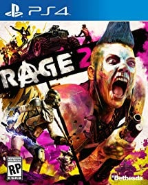 Box art - Rage 2