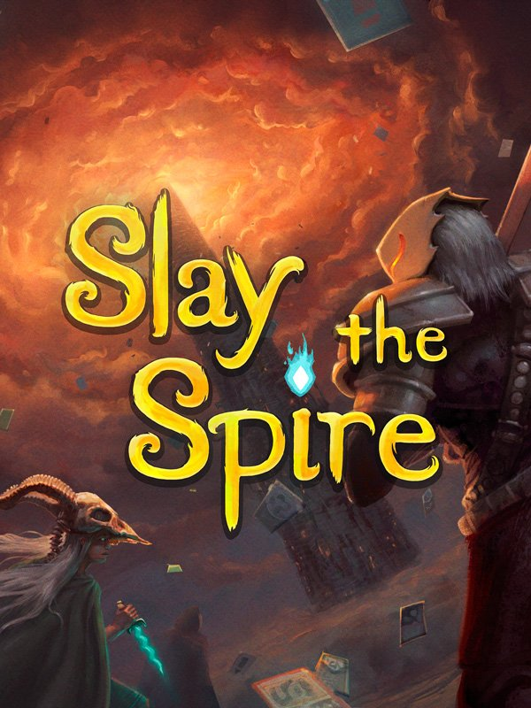 Box art - Slay the Spire review | Dungeon crawler, deckbuilder, and roguelike rolled into one