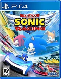 Box art - Team Sonic Racing