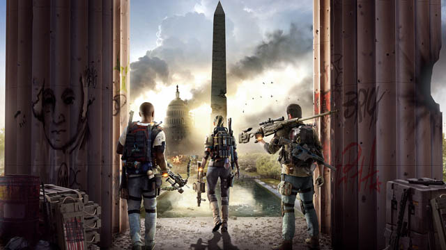 The Division 2 60 FPS