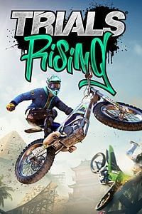 Box art - Trials Rising
