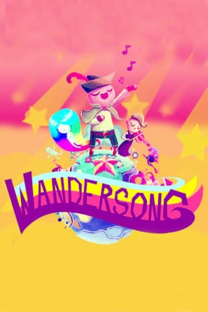 Box art - Wandersong