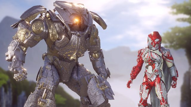 Anthem review game journalists