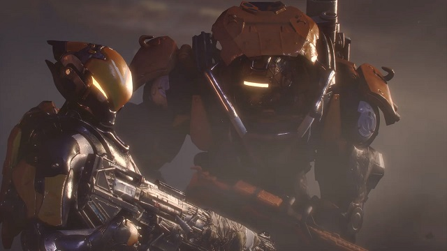 Anthem endgame has a lot of options