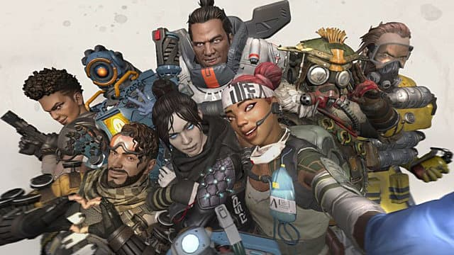 Apex Legends High Tier Loot Locations Map