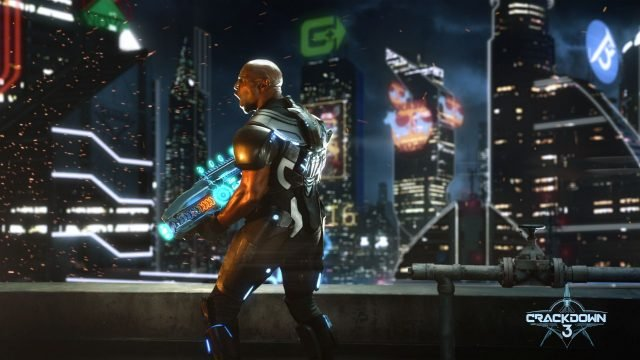 Crackdown 3 Xbox One shutdown bug fix