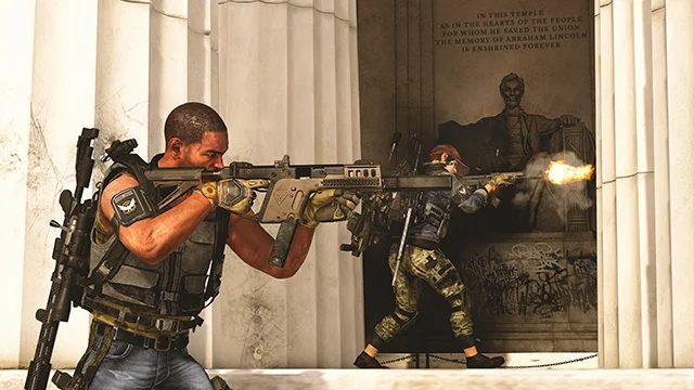 The Division 2 no sound