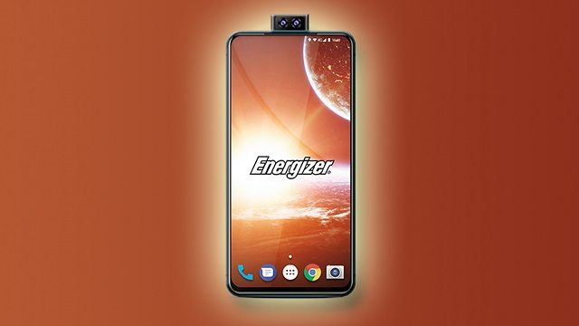 Energizer phone has a big battery
