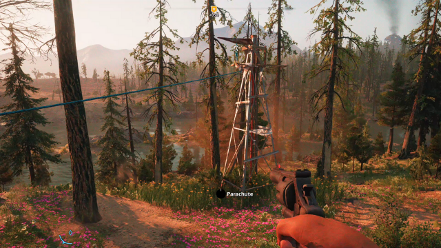 Far Cry New Dawn High Art treasure hunt weather vane