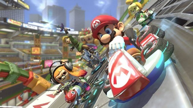 Mario Kart 8 Deluxe World Record Attempt