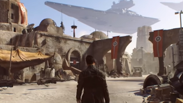 Amy Hennig disscusses cancelled Visceral star Wars game