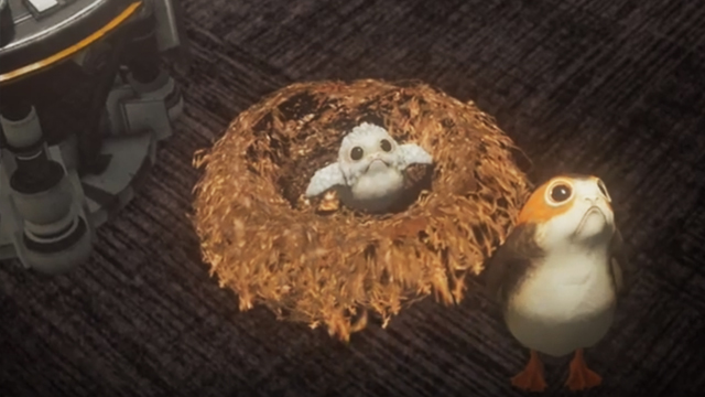 Project Porg lets you care for a Porg