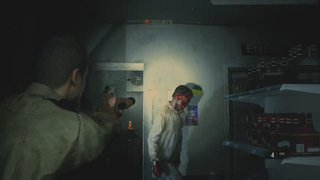 Resident Evil 2 the ghost suvivors 4th scenario