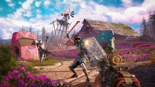 far cry new dawn fast travel unlock