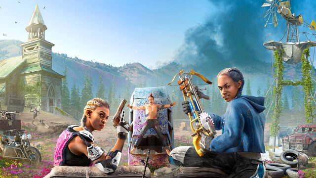far cry new dawn grappling hook unlock