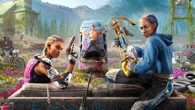 far cry new dawn trophies list