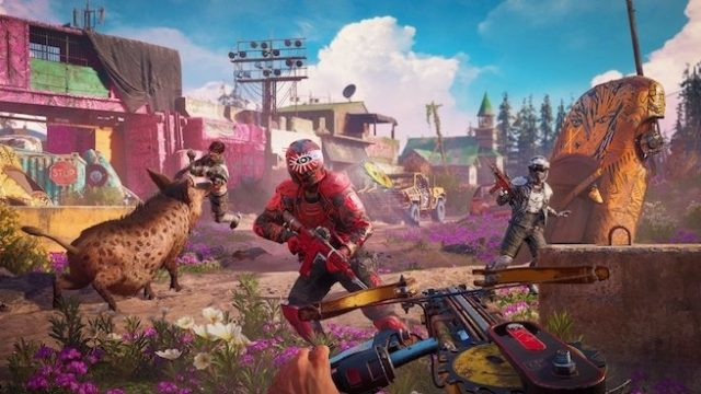 far cry new dawn trophies list platinum gold