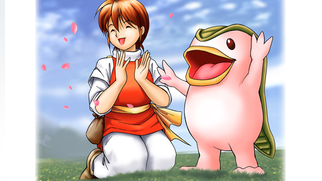 Monster Rancher officiall twitter account