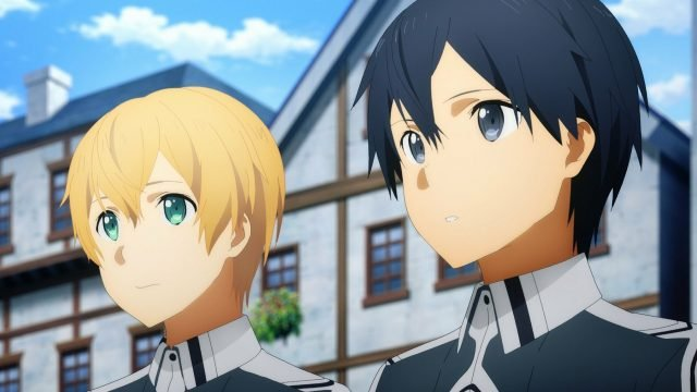 sword art online alicization episode 17