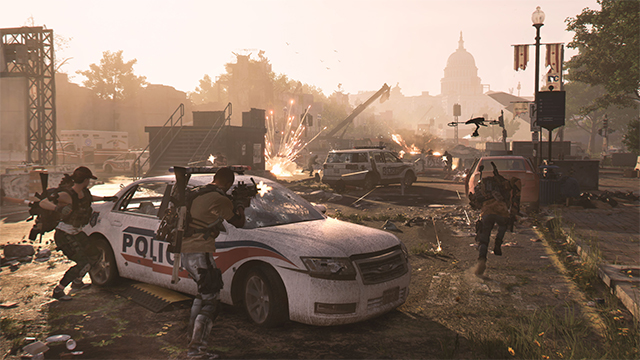 The Division 2 Cross-platform cross-play