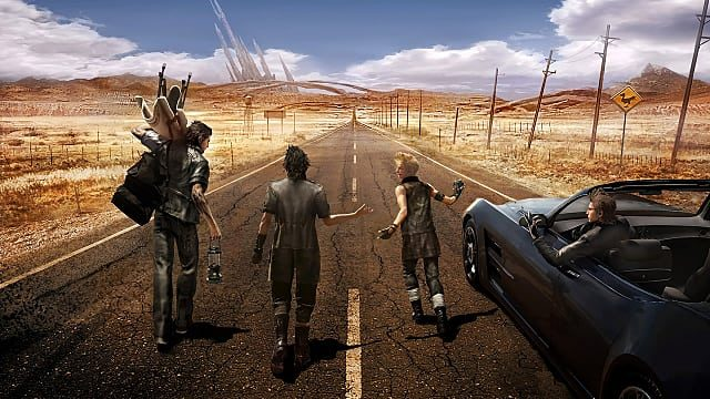 Final Fantasy 15 1.29 Update Patch Notes