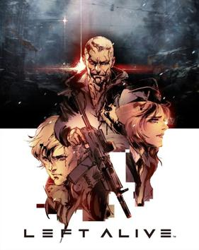 Box art - Left Alive