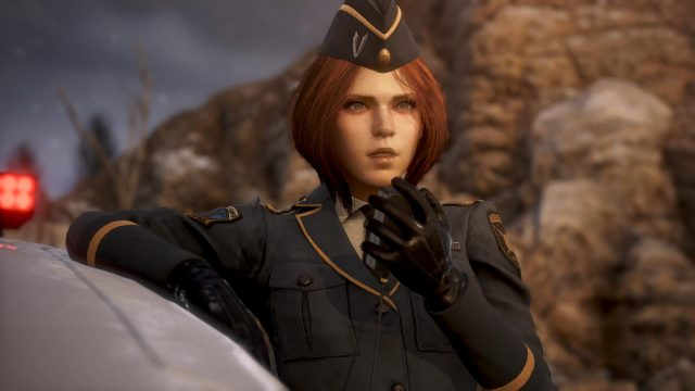 Left Alive review Olga