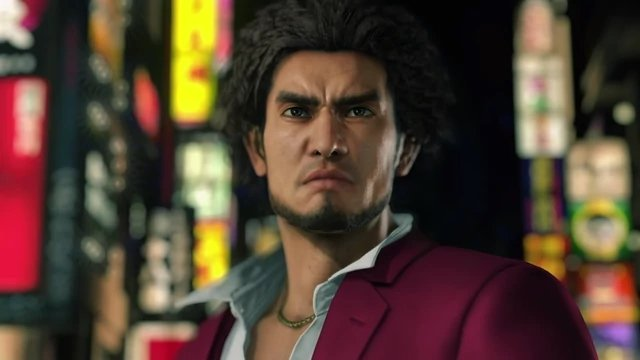 New Yakuza Game
