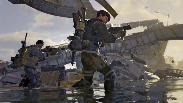 The Division 2 Maintenance