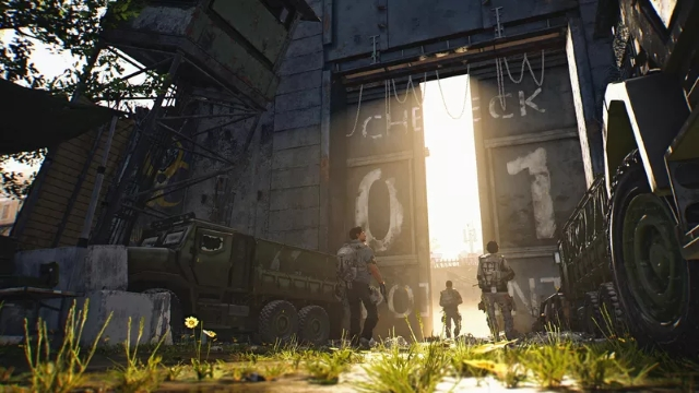 The Division 2 Dark Zone Balance