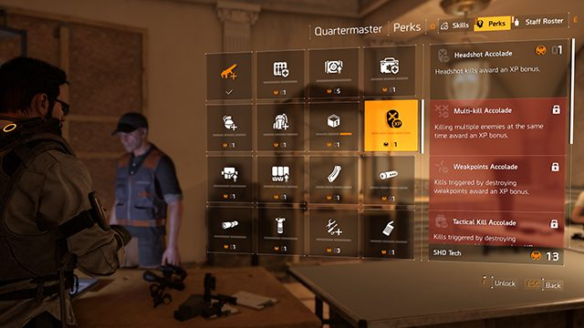 The Division 2 Level Up Fast