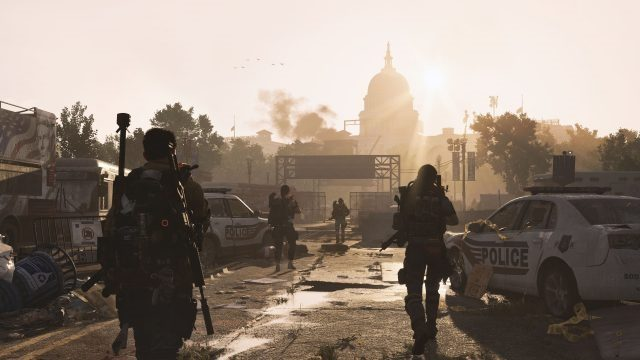 The Division 2 PC Accept Invites Crash