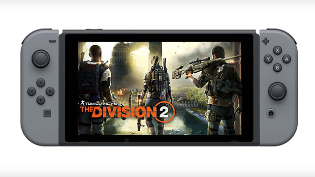 The Division 2 Switch Release Date